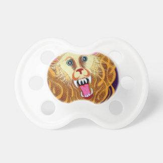 レオ金ライオン おしゃぶり