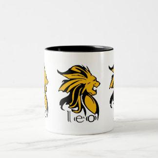 レオ ツートーンマグカップ