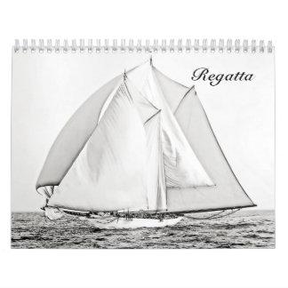 レガッタ カレンダー