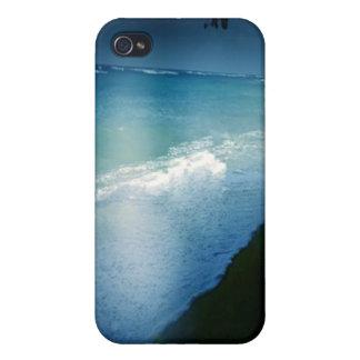 レゲエのビーチのジャマイカIphone 4 Speckの例 iPhone 4 Cover