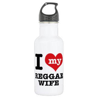 レゲエの妻 ウォーターボトル