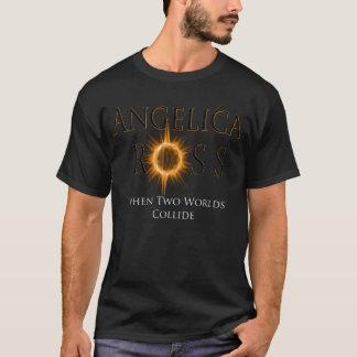 レコーディングアーティストのアンゼリカのロスのTシャツ Tシャツ