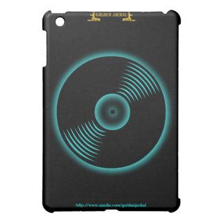 レコードのアルバムレコードプレーヤ33rpm 45rpm iPad miniケース