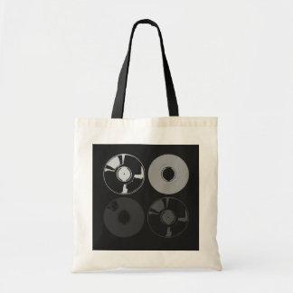レコードのバッグ トートバッグ
