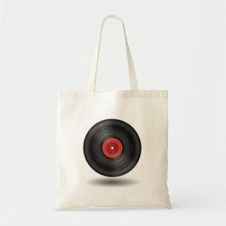レコード トートバッグ