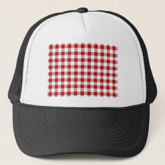 レジ係のピクニック布 キャップ