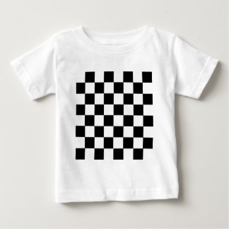 レジ係パターン ベビーTシャツ