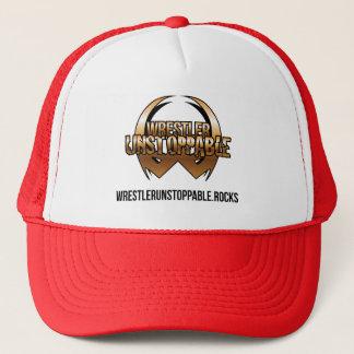 レスリング選手の網の帽子 キャップ