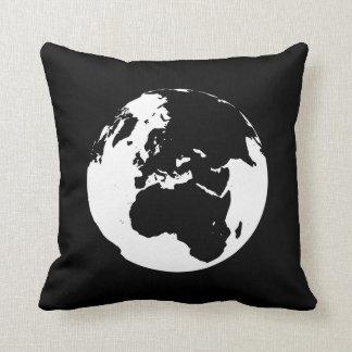 レスリーのコショウによる地球 クッション