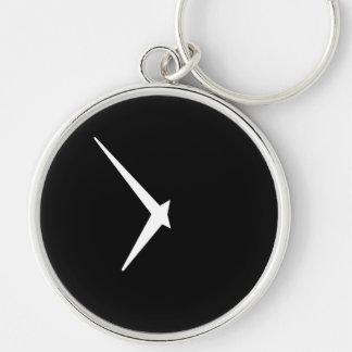レスリーのコショウによる時計 キーホルダー