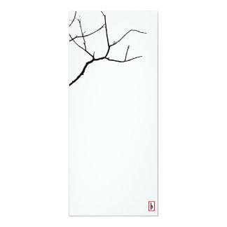 レスリーのコショウによる枝 カード