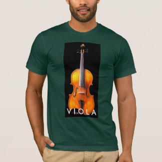レスリーHarlowが設計しているビオラのワイシャツ Tシャツ