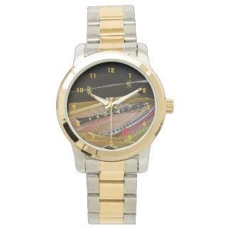 レスリーHarlow著ピアノ腕時計のクラリネット 腕時計