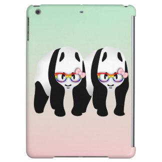レズビアンのプライドのパンダ