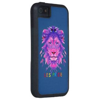 レズビアンのプライドのiPhone 5/5sの場合 iPhone SE/5/5s ケース