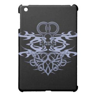 レズビアンの種族のハートのiPadのケース iPad Miniカバー
