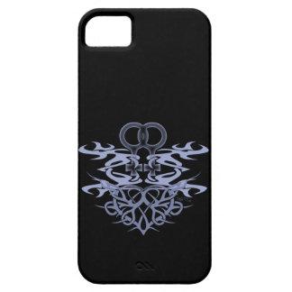 レズビアンの種族のハートのiPhoneのケース iPhone SE/5/5s ケース