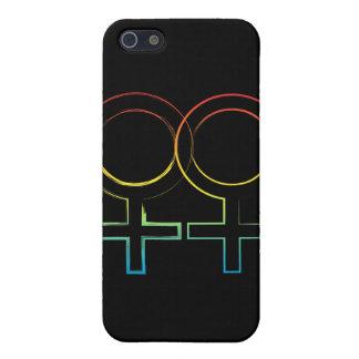 レズビアンの記号 iPhone 5 カバー