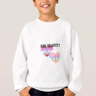 レズビアンの陽気な団結 スウェットシャツ