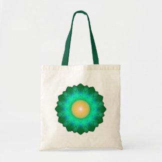 レタスの花 トートバッグ