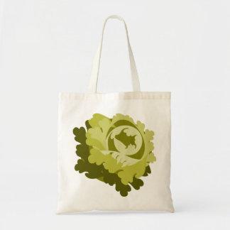 レタスの買い物袋 トートバッグ
