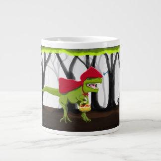 レックスの乗馬フード ジャンボコーヒーマグカップ