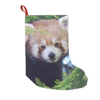 レッサーパンダ スモールクリスマスストッキング