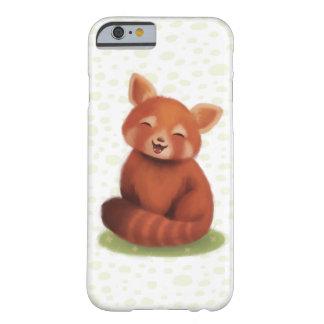 レッサーパンダ BARELY THERE iPhone 6 ケース