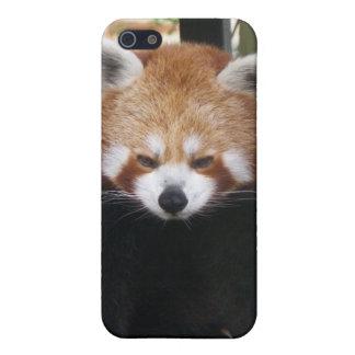 レッサーパンダ iPhone 5 カバー