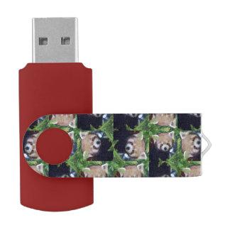 レッサーパンダ USBフラッシュドライブ