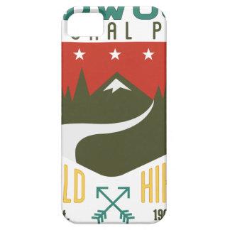 レッドウッドの国立公園 iPhone SE/5/5s ケース