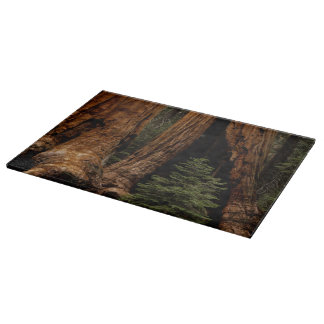 レッドウッドの木、セコイア国立公園 カッティングボード