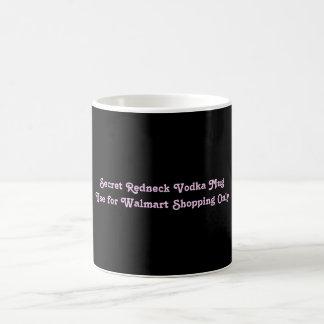 レッドネックのウォッカのマグ コーヒーマグカップ