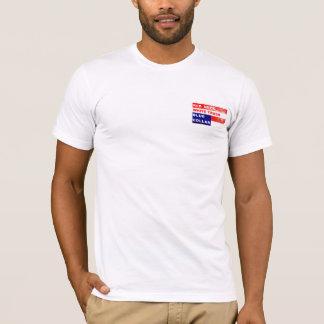 レッドネックのプアホワイトのブルーカラーの合われたTシャツ Tシャツ