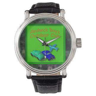 レッドネックのBoyz屋外クラブヴィンテージスタイルの腕時計 腕時計