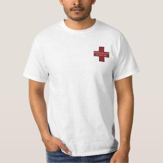 レッド川のスキーパトロール Tシャツ
