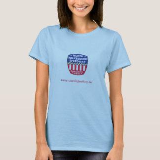 レディースは高速自動車道路のTシャツを救います Tシャツ