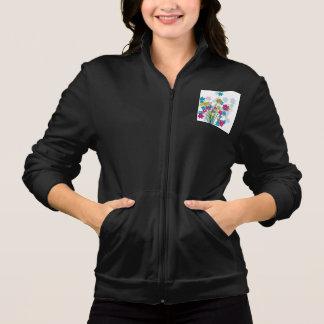 レディースジャケット花束