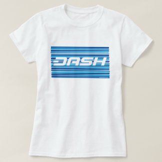 レディースダッシュティーによって禁止されるT2w Tシャツ