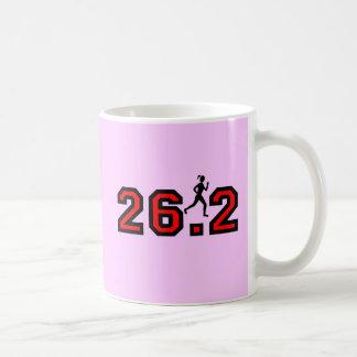 レディースマラソン コーヒーマグカップ