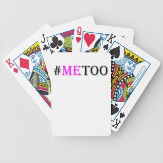 レディース権利および平等のための#METOOの動き バイスクルトランプ
