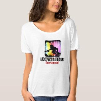 レディース白のTシャツ Tシャツ