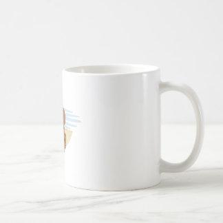 レトリーバー場面 コーヒーマグカップ