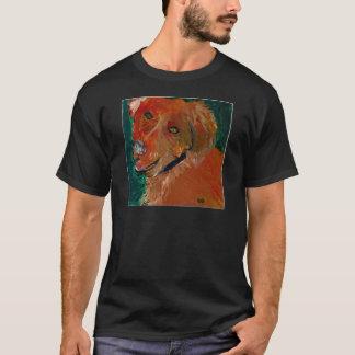 レトリーバー犬のティーZach Tシャツ