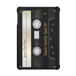 レトロのオーディオ・カセットテープテープiPad Mini Retinaケース