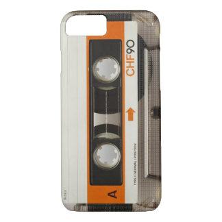 レトロのカセットテープ iPhone 8/7ケース
