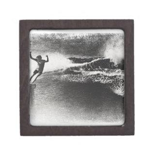 レトロのサーフィン ギフトボックス