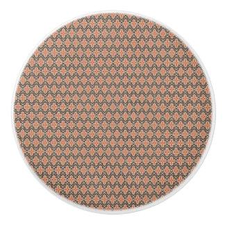 レトロのスタイルのノブ セラミックノブ