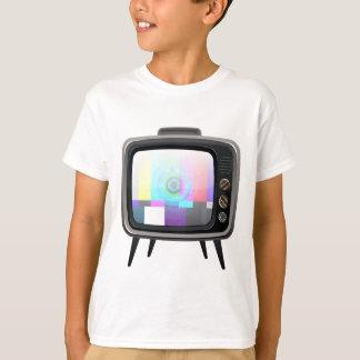 レトロのテレビ Tシャツ