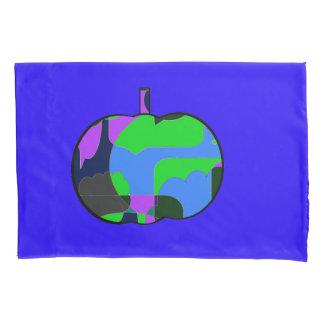 レトロのハロウィンのカボチャ抽象芸術 枕カバー